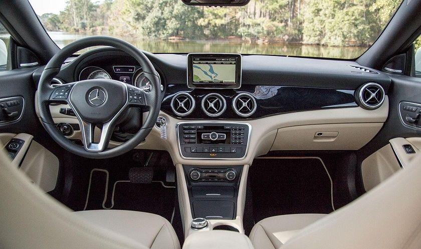 Mercedes Benz CLA 250 технические характеристики, цена