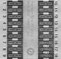 Схема блока предохранителей Mercedes Sprinter