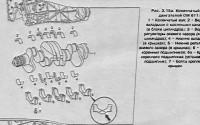 Как снять коленчатый вал Mercedes Sprinter