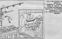 Как снять и заменить форсунки Mercedes Sprinter