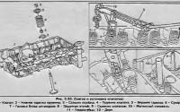 Снятие и установка клапанов Mercedes Sprinter