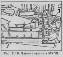 Замена масла МКПП Mercedes Sprinter 711.60
